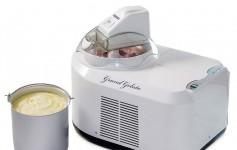 Macchina gelato con compressore